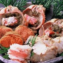 香箱ガニ ズワイガニの雌ガニ 北陸の通食材