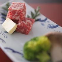 春のお料理_ひとくちステーキ