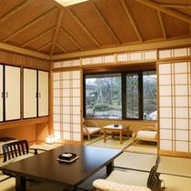 客室「萩・吉祥」和室10畳