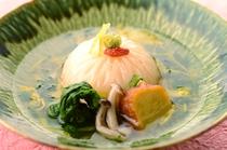 彩りよい日本料理