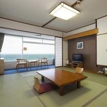 和室10畳(バス・ウォッシュレット付) 全室WI-FI完備!