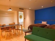新客室(東向き)