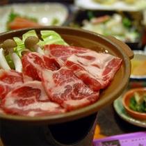 陶板焼きイメージ(豚肉)