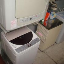 【館内】洗濯機