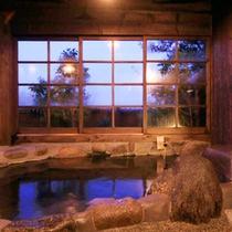 新館岩風呂