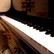 プレイルームの楽器は演奏自由♪