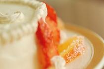 記念日ケーキ♪