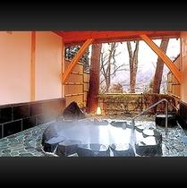 ■ 貸切露天風呂-乙女の湯