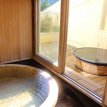 森の湯内貸切風呂
