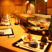 寿司割烹尾 山吹