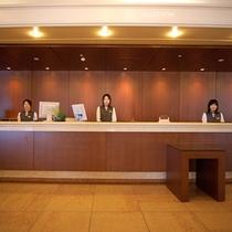 ■ホテルフロント≪全室無線LAN(Wi-Fi) 完備!≫