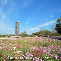<浜名湖ガーデンパーク>