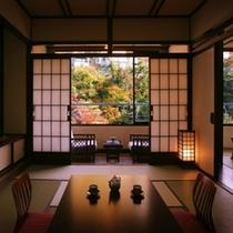 【紅葉】客室