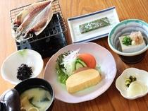 朝食【大分県産米使用】