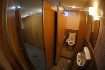 『ほていや』のトイレ