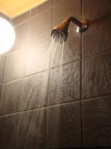 「新浴室」(水形自在ヘッド)