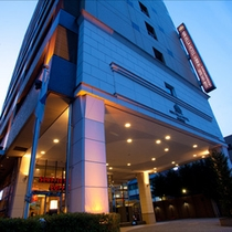 ■ホテル 外観