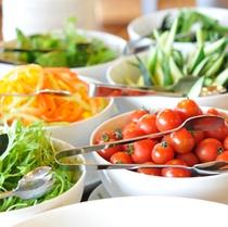 朝食(野菜)