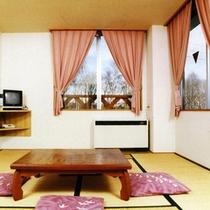 *シルクイン和室一例
