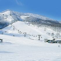 *斑尾スキー場