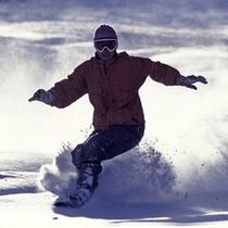 *スノーボード