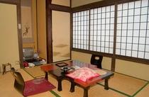 和室のお部屋①