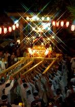 勝浦の秋祭り(大漁まつり)