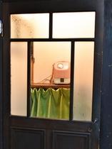 本館の電話室