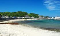 串浜海水浴場