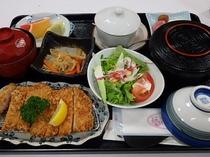 受験プラン(とん勝定食)