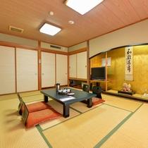 *客室/美しい那須連山と那珂川の四季を遠くから望む―清潔感あふれる和室