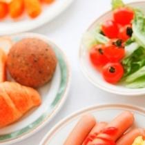 洋食〜パンとサラダとたまご料理〜