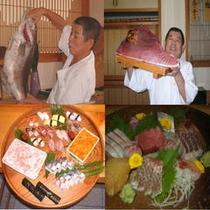 親方魚2コマ・造り鮨800×800