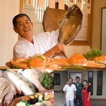 蟹親方・魚鮨・日高500