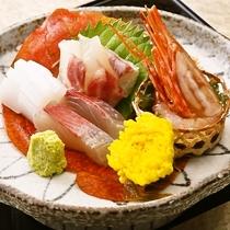 ■島原半島地魚と旬の肴の盛り合わせ