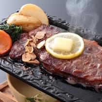 """【夏の肉フェス!!】""""ガツン""""と150g新潟県産牛ステーキ★"""