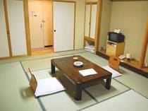 本館-和室10畳(トイレ付)