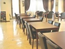 2階ご朝食スペース