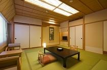 10畳タイプの和室(富士山とは逆向き)