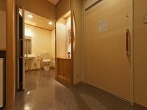 別館和洋室お手洗い