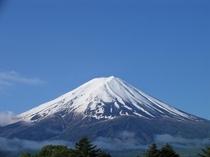 6月の富士山