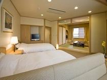 ユニバーサル和洋室の客室(301号室)
