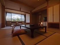富士山側のお部屋一例