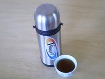 お弁当用お茶ポット