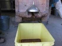 手作りの醤油