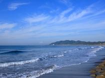 平砂浦ビーチ