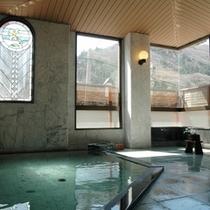 男性用大浴場光の湯