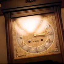 【古時計】
