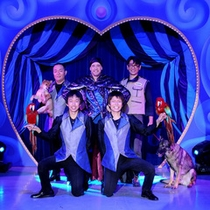 【アニマリュージョン】奇跡のアニマルファンタジーショー!