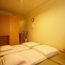 【和室7畳】ツインタイプのお部屋